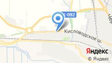 Аква-Мастер КМВ на карте