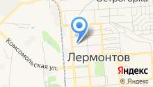 НТВ-КМВ на карте