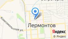 Почтовое отделение №1 на карте