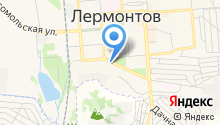 СТАВРОПОЛЬЕ на карте
