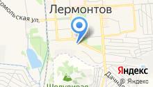 Народный стиль на карте