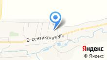 Средняя общеобразовательная школа №10 на карте