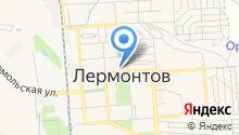 Клиническая больница на карте