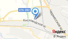 Биоконд Северный Кавказ на карте