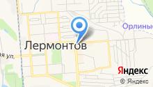 Церковная лавка, Храм преподобного Сергия Радонежского на карте
