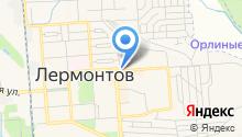 Нотариус Курдубанова Г.Е. на карте