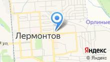 Магазин женской и мужской одежды на карте