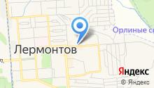 Shamrock на карте