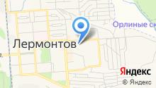 ОСТРО-ДЕНТ на карте