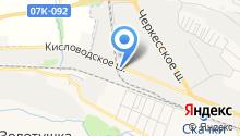 Карго Центр на карте