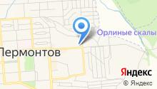 КавМинТрестСтрой на карте