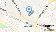 В & К на карте