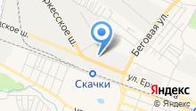 Модус-Пятигорск на карте