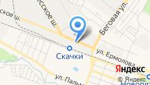 RestCode на карте