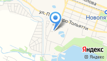 Uborka-KMV на карте