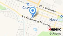 ТСС-Кавказ на карте