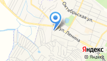 Служба спасения города-курорта Железноводска, МКУ на карте