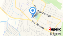 Детский сад №7, Рябинушка на карте