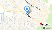 Кавказская энергетическая управляющая компания на карте