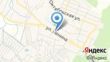 Ставропольпромстройбанк на карте