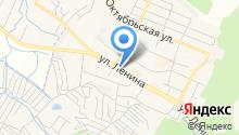Ставропольпромстройбанк, ПАО на карте