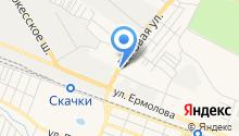 Амед на карте