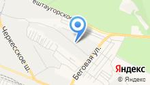 Кавминводыавто-Сервис на карте