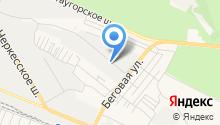 Kavkaz-profi.ru на карте