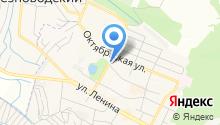 Stern на карте
