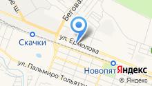 Artizan на карте