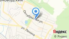 Железноводская городская детская центральная библиотека на карте
