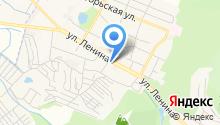 Адвокатский кабинет Святышевой Ю.Ю. на карте