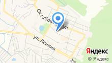 Отдел вневедомственной охраны Управления МВД РФ по г. Железноводску на карте