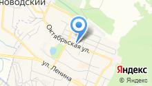 Отдел МВД России по г. Железноводску на карте