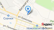 Бетахим на карте