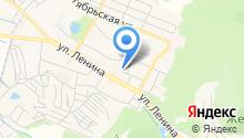 Железноводское АрхПроектБюро, МУП на карте