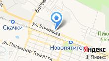 Вюрт-Русь, ЗАО на карте