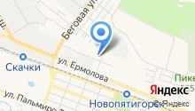 АСТРО-М.С. на карте