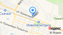 Гараж-26.рф на карте
