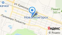 Домашние курочки на карте