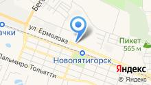 GARCOM на карте