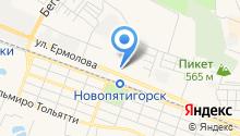 АРТлайн на карте