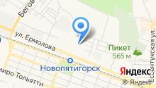 Plёnkin на карте
