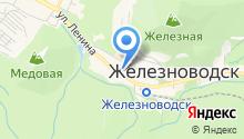 Славяновский исток на карте