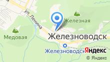 Клиника НИИ курортологии на карте