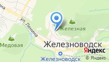 Санаторий им. С.М. Кирова на карте