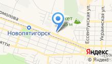 КАВИНТЕХСТРОЙ на карте
