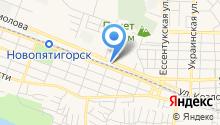 Жемчужина-Интерьер на карте