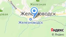 Железноводский городской суд на карте