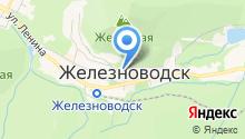 Мимино на карте